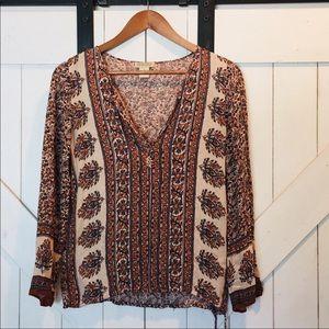 Sale! Lucky brand blouse